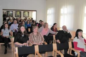 Publiczność II Konferencji Metodologiczne - Podręcznik Edukacji Regionalnej