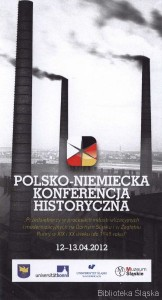 Polsko-niemiecka konferencja historyczna 001