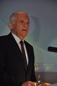 Prof. Jerzy Buzek – poseł doParlamentu Europejskiego