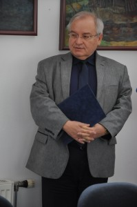 prof. Jan Malicki (Dyrektor Biblioteki Śląskiej)