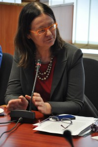 prof. Irena Lipowicz (Rzecznik Praw Obywatelskich)