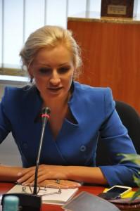 Agnieszka Kostempska (Radna Sejmiku Województwa Śląskiego)